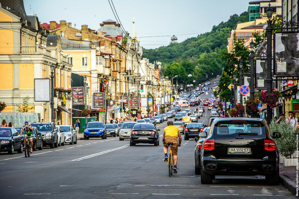 Киев, Подол, ул. Петра Сагайдачного