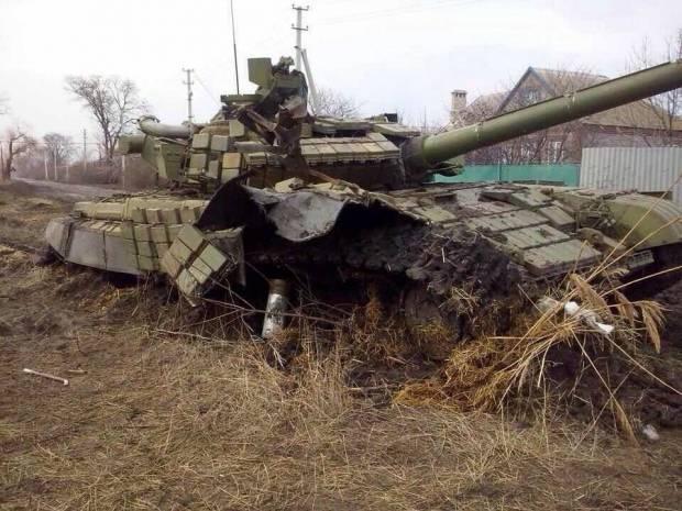 """Террористы """"ЛНВ"""" зеков заставляют ремонтировать их танки, - """"Информационное сопротивление"""""""