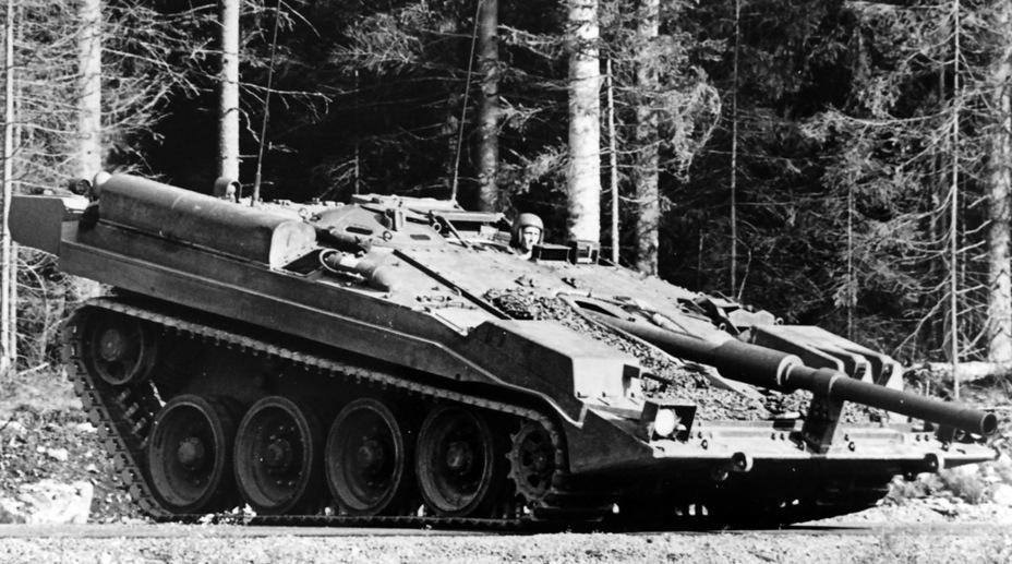 Кривой танк