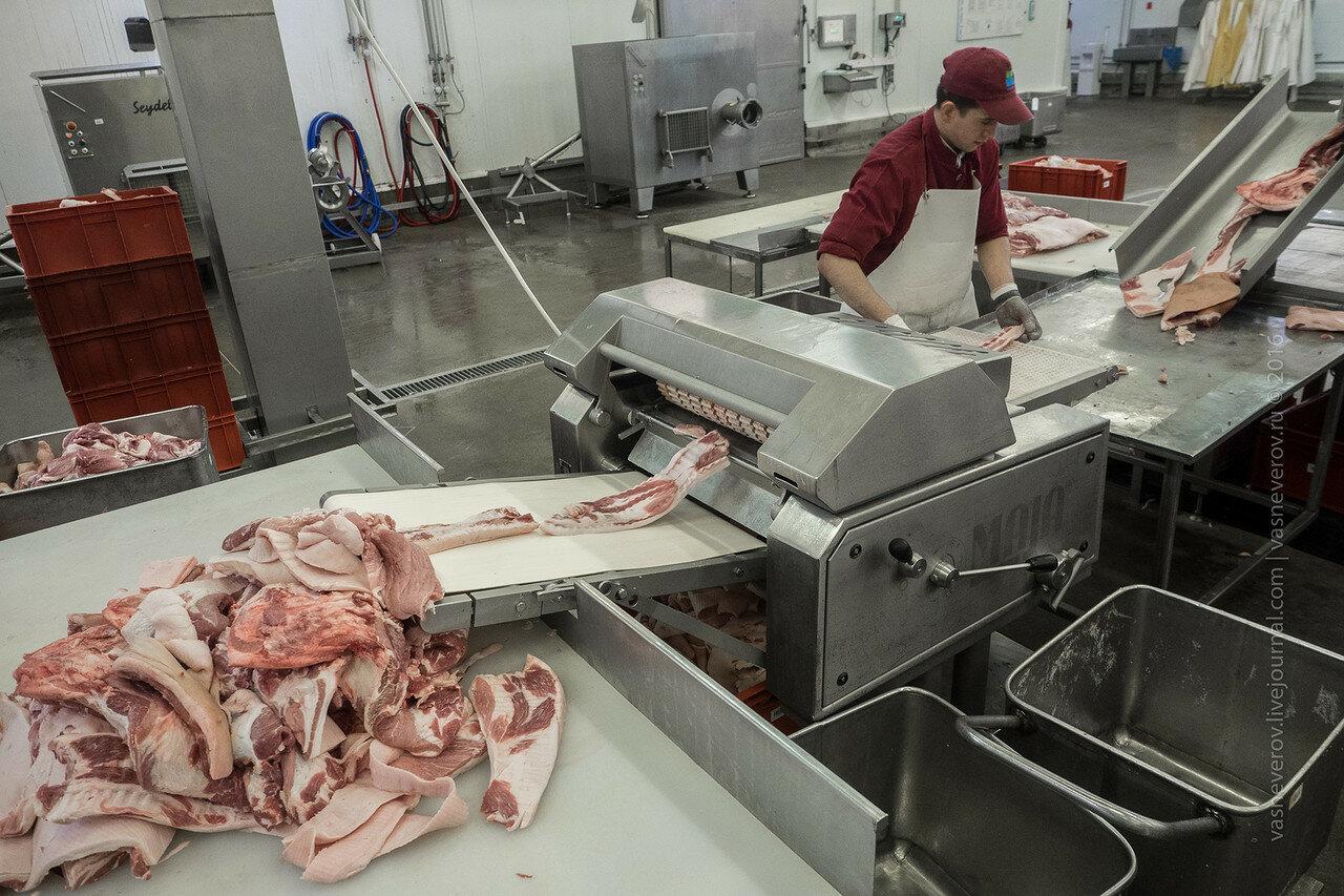 колбаса из мяса окраина