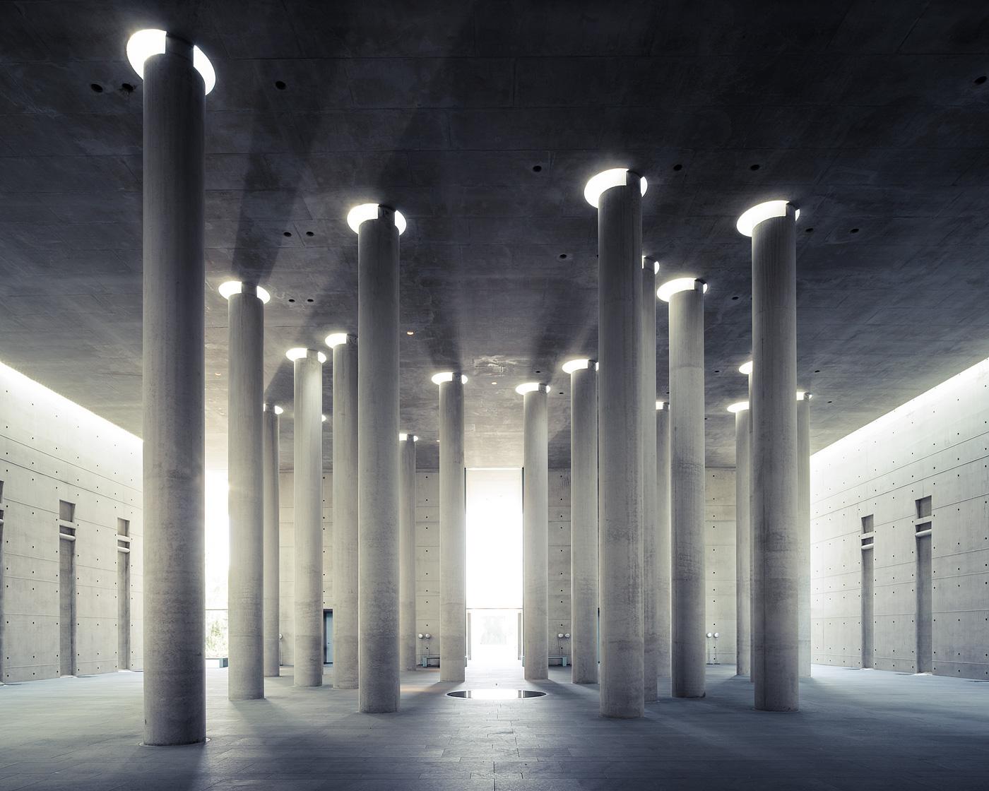 Архитектура Берлина / Berlin Interiors by Thibaud Poirier