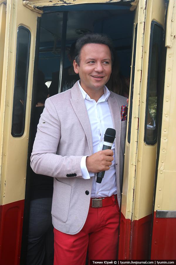 Парад ретро-автобусов