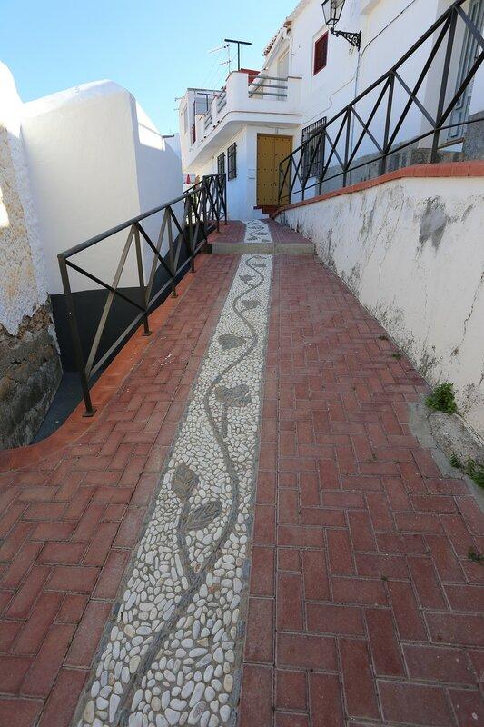 Велес-де-Бенаудалья. Арабский квартал (Barrio Árabe)