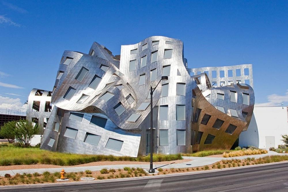 © architecturaldigest.com   Музей дизайна Vitra, Вайль-на-Рейне