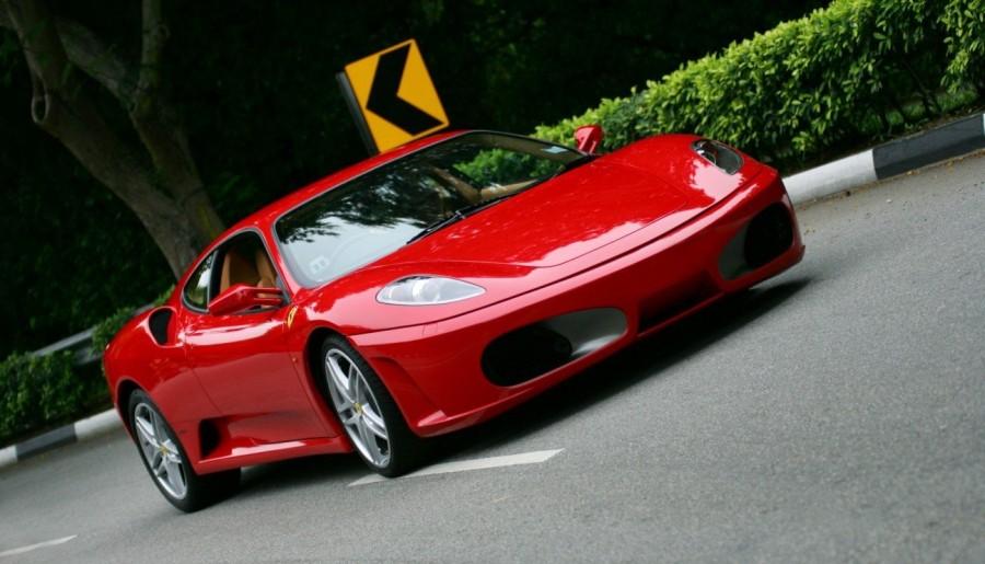 3. «Ferrari F-430»: годы выпуска с 2004 по 2009 Модель «F-430» была представлена в тот момент, когда