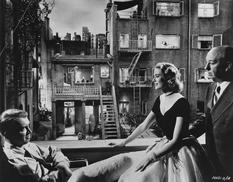 an analysis of the movie rear window