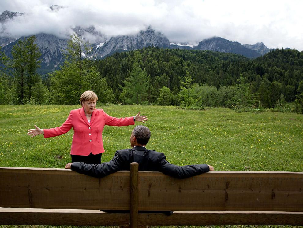 21. Обама на заводе Форд Канзас-Сити, 20 сентября 2013. (Фото Pete Souza   The White House):