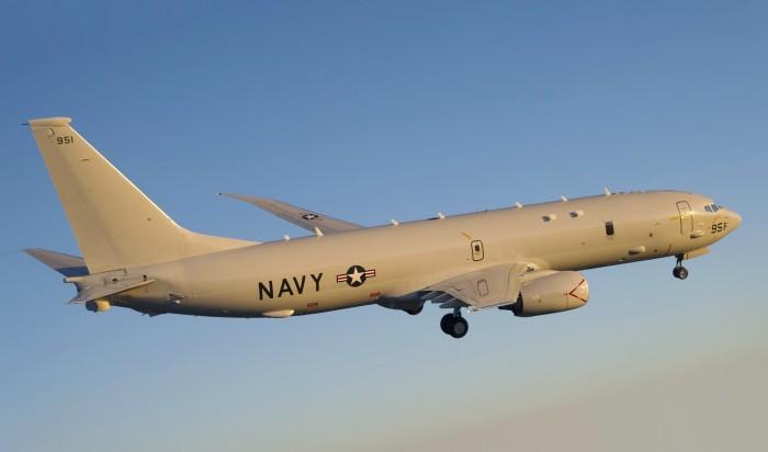 6. P-8A Poseidon стоит 290 млн долларов. Этот самолет, разработанный Boeing Defense, Space & Securit