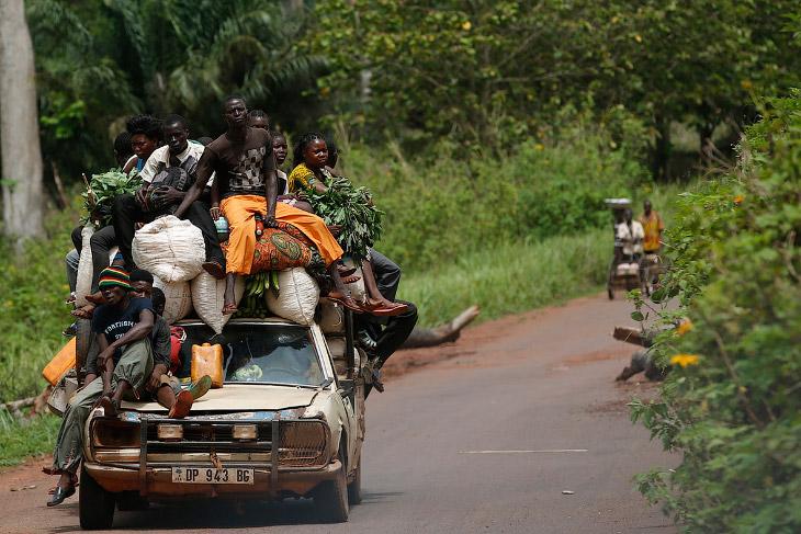 1. Центральноафриканская Республика — государство в Центральной Африке, не имеющее выхода к мор