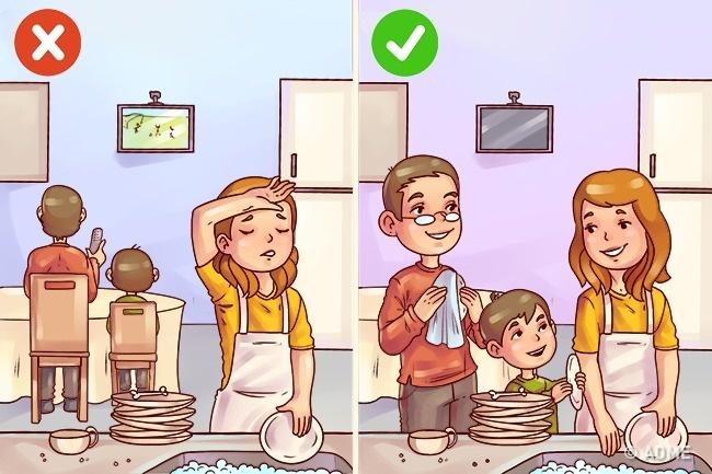 Нас может поражать, почему дети чавкают или непроявляют элементарного уважения поотношению кокруж