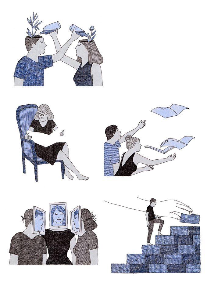 Недетские истории Мэрион Фэйолл