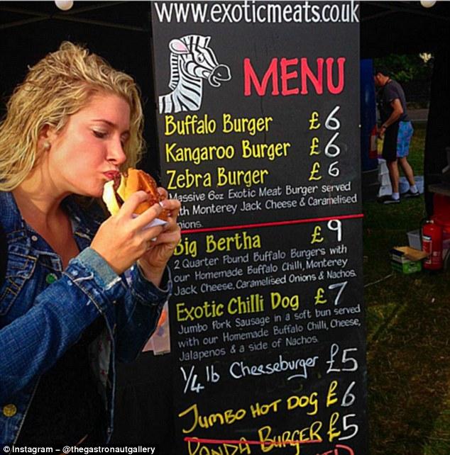 А как насчет бургеров с экзотическим мясом? Например, с котлетами из зебры, буйвола или кенгуру. О з