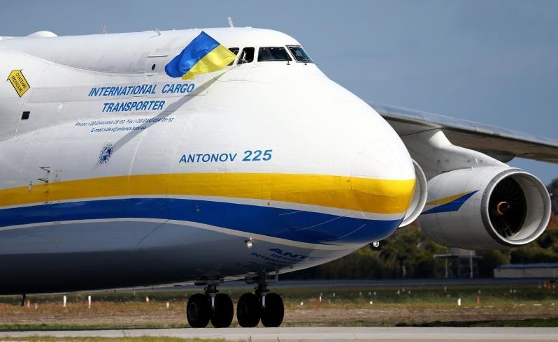 «Антонов»: Украина и КНР будут совместно производить самолеты Ан-225 «Мрия»