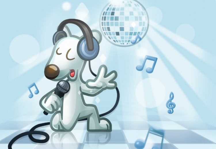 Соцсеть «ВКонтакте» запускает рекламу ваудиозаписях