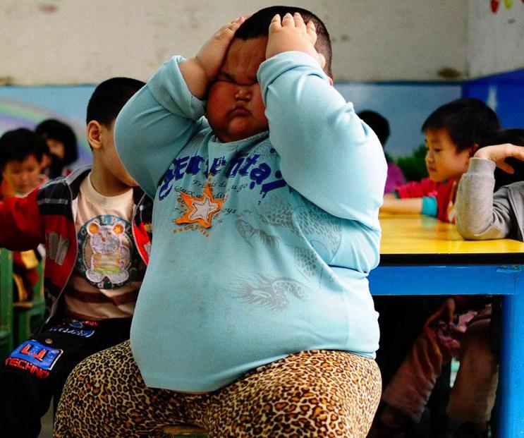 Ученые: избыточный вес  оказывает негативное воздействие  наДНК