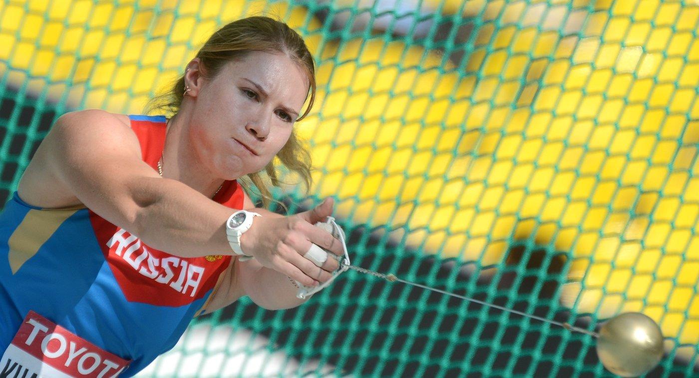 МОК аннулировал результаты кубанской легкоатлетки Виктории Валюкевич
