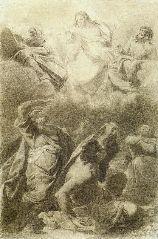Iordan Feodor - Transfiguration of Jesus