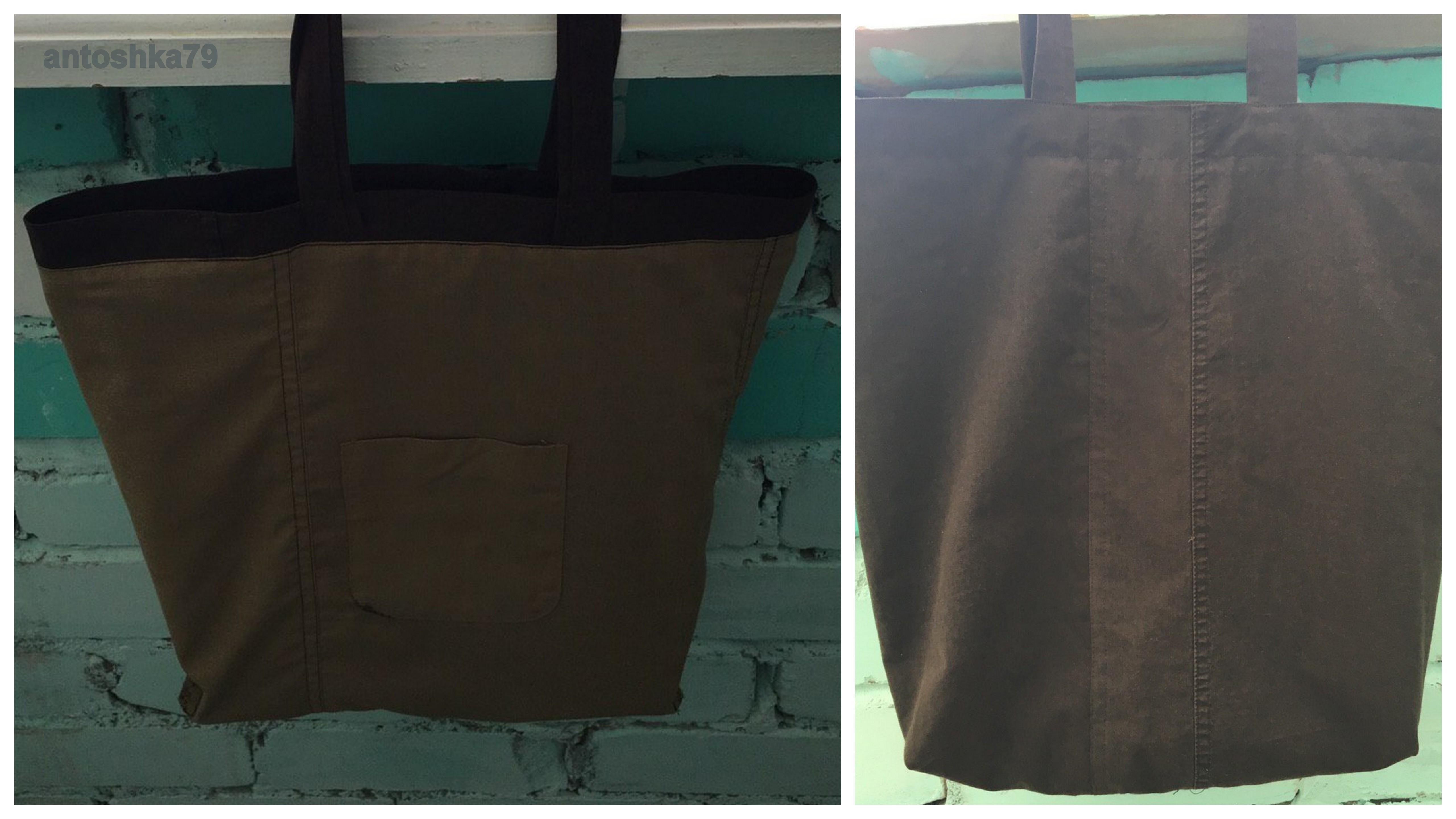 сумка для походов в магазин