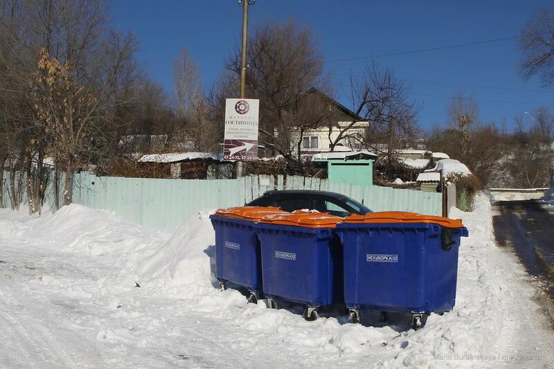Мороз и солнце, Саратов, парк Победы, 06 февраля 2017 года