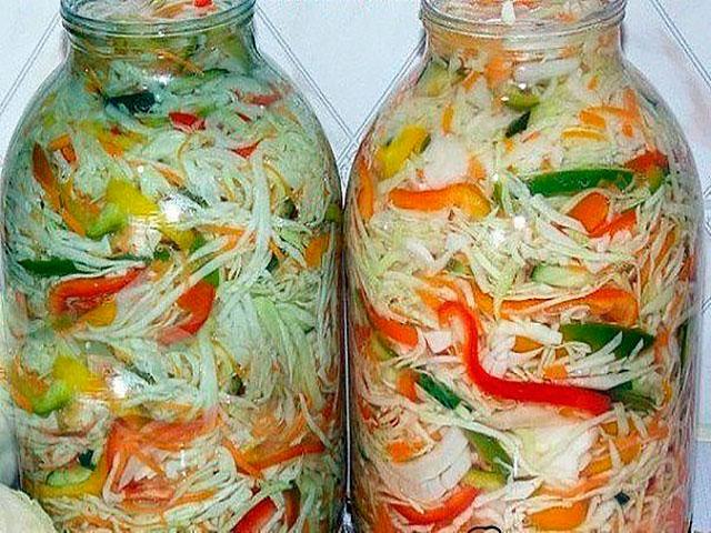 Блюда из капустыы вкусно с фото