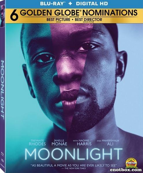 Лунный свет / Moonlight (2016/BDRip/HDRip)