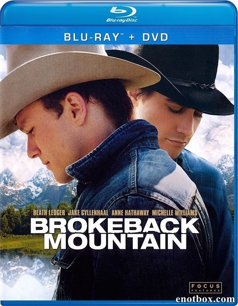 Горбатая гора / Brokeback Mountain (2005/BDRip/HDRip)