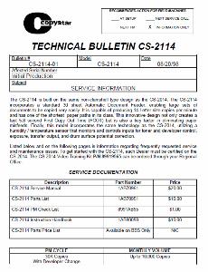 service - Инструкции (Service Manual, UM, PC) фирмы Mita Kyocera 0_137e2c_104a266_orig