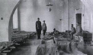 Эвакогоспиталь. Пациенты