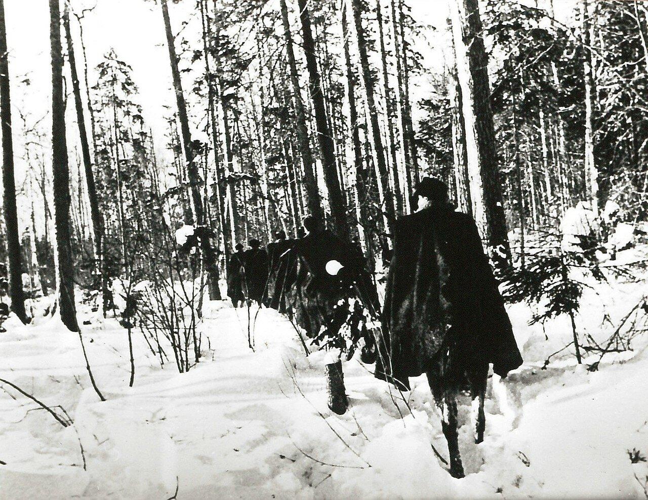 1941. Отряд разведчиков в немецком тылу