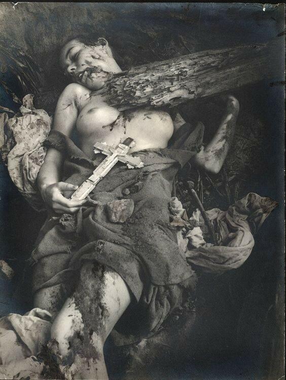 1936. «Мадонны и монстры»
