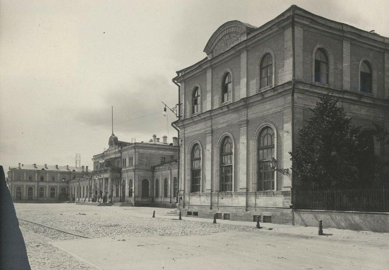 Вокзал Московско-Курской железной дороги