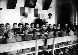 Челябинск. Детдом. 1923
