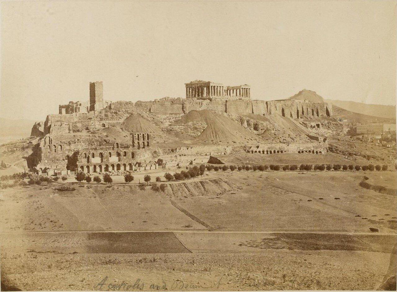 31. Акрополь и Одеон Гадеса