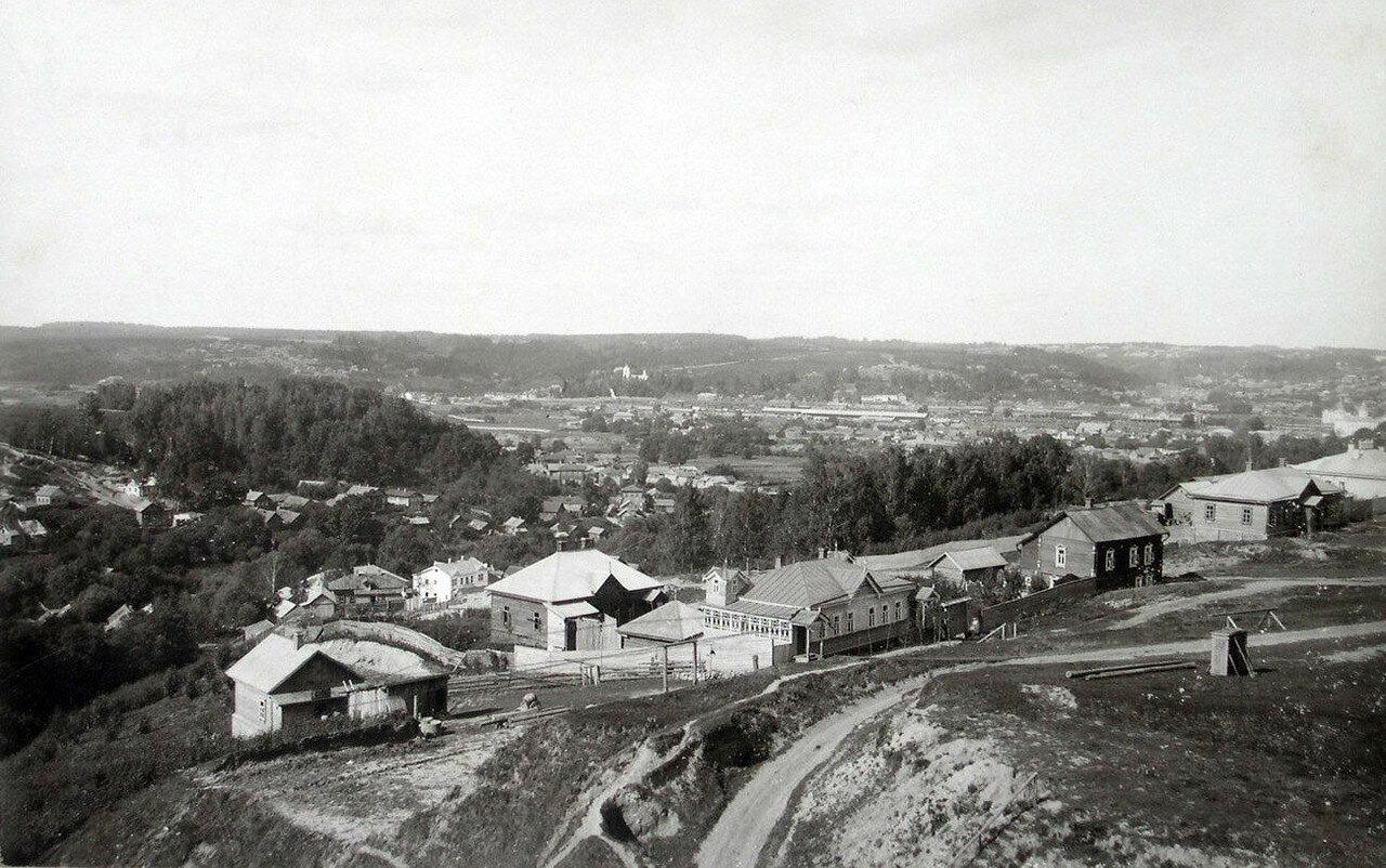 Энгельгардтовская улица. 1902