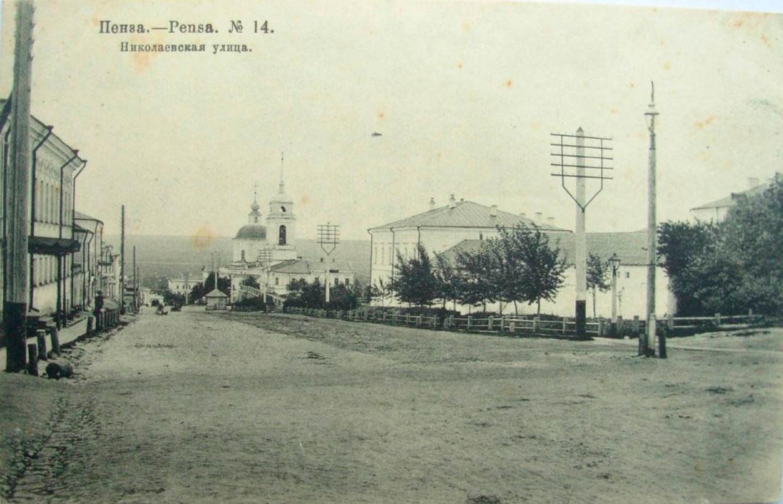 Николваевская улица