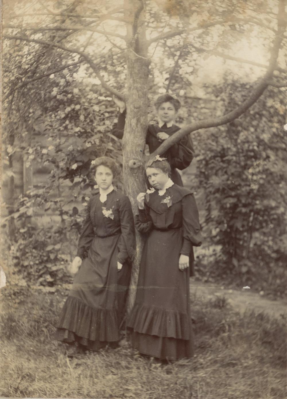 Сестры Мяздриковы. сер. 1890-х