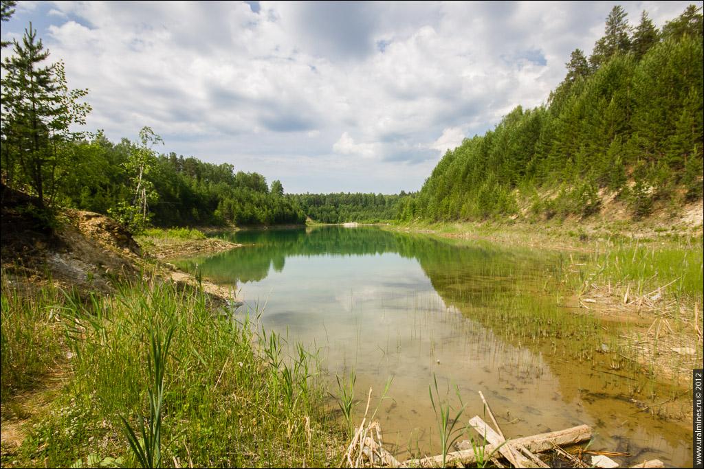 Изумрудные копи Урала: Красноболотский прииск