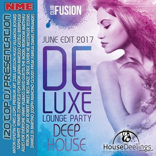 VA - Deluxe Lounge Party Deep House (2017)