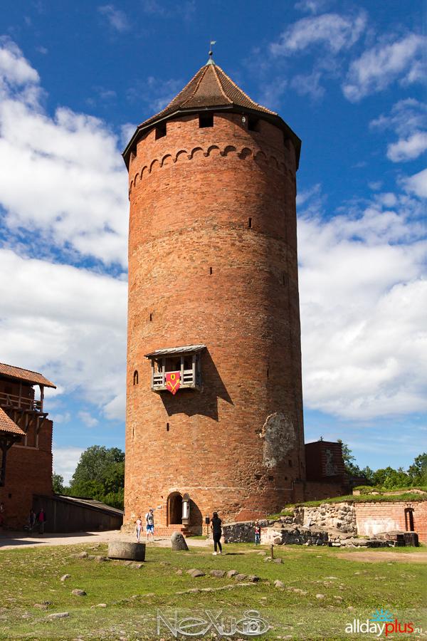 Латвия 2016, Сигулда и Турайдский заповедник.