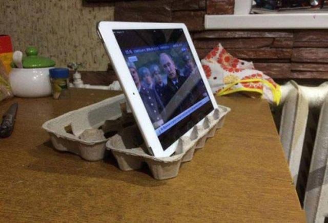 Примеры народной смекалки и изобретательности