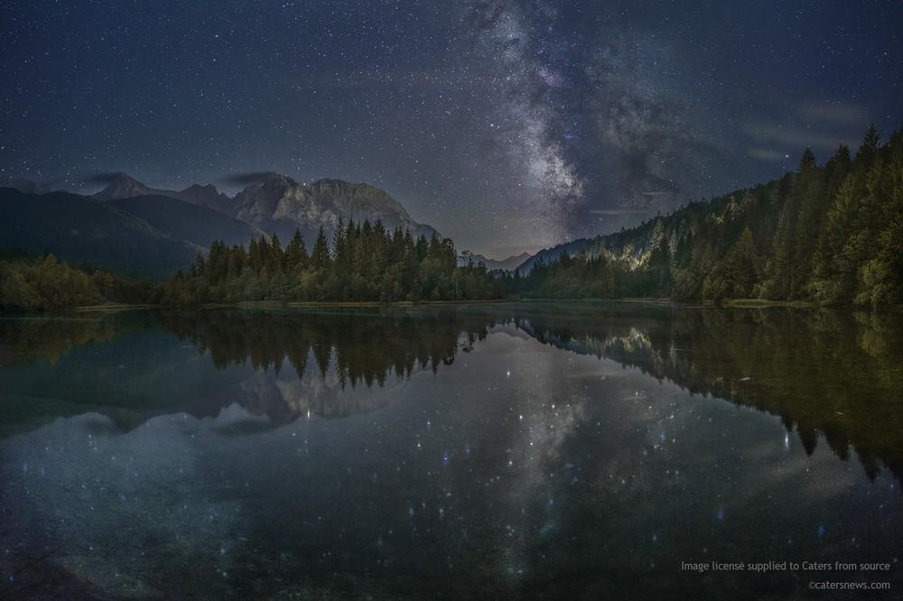 Замечательные снимки Йоханнеса Хольцера