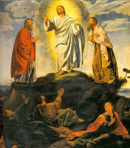 Слово пастыря: Поздравления патриотов с великим христианским праздником Преображения