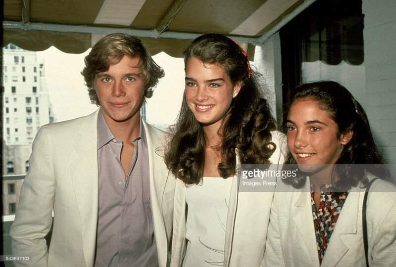 Brooke Shields & Christopher Atkins