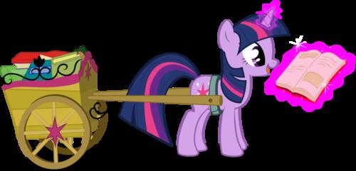 Мой маленький пони, Сумеречная Искорка