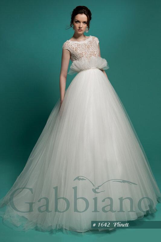 Свадебное платье Плинетт