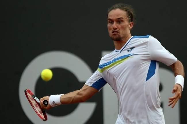 Теннисист А.Долгополов уступил экс-первой ракетке мира Р.Надалю