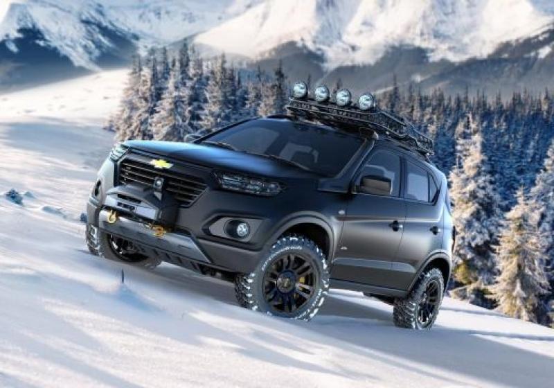 Chevrolet NIVA отзывает из России почти 2,7 тыс. автомобилей