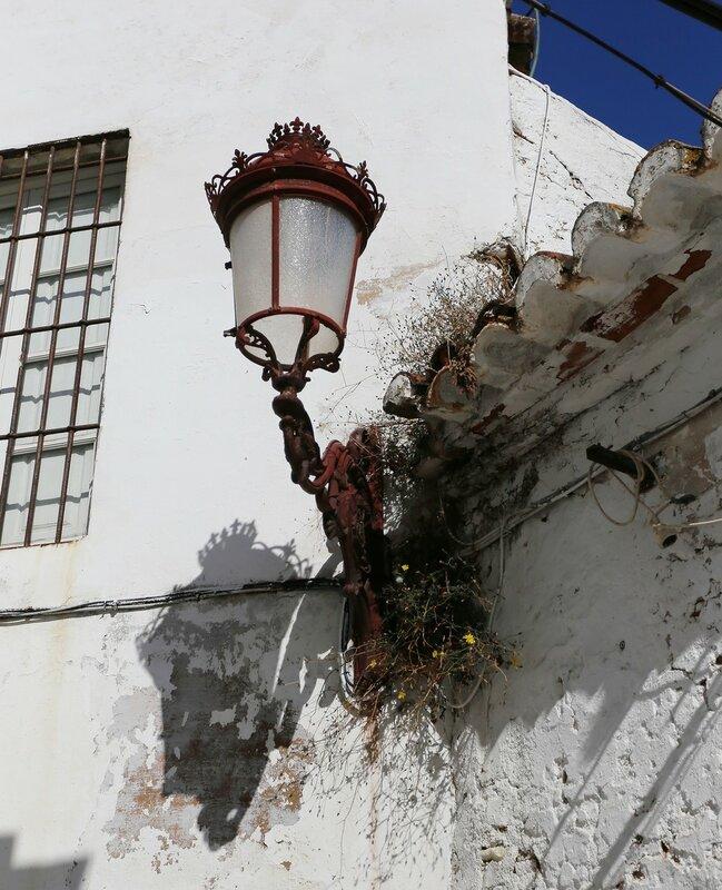 Нерха. Улица Салон (Calle Salón)
