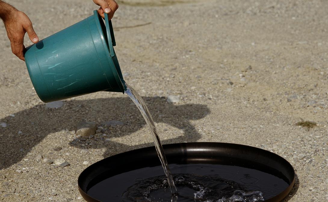 Проблемы с почками Жажду морской водой утолить совершенно невозможно. Соль из организма выводят почк