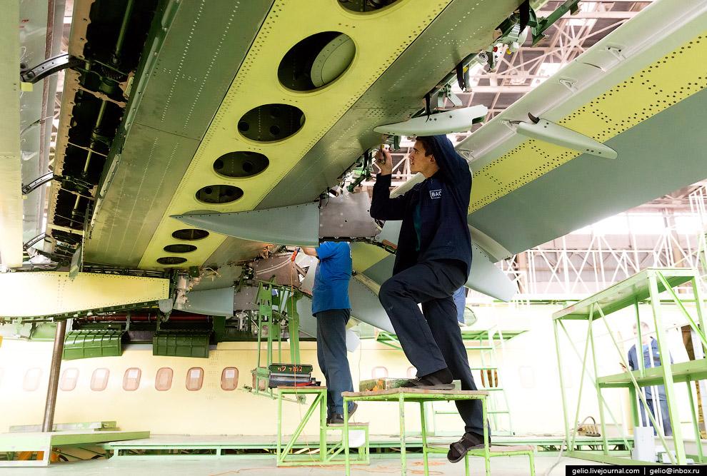 19. Общемировой спрос на региональный лайнер разработчик оценивает в 500 бортов.